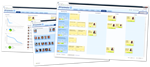 Online Scrum Kanban Tool - Impressed by Scrumwise as a way to maintain scrum kanban boards online