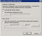 SharePoint List Adapter SSIS Error: The remote server returned an error: (407) Proxy Authentication Required